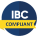 IBC compliant badge