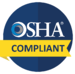 OSHA compliant badge