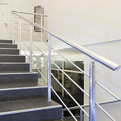 Aluminum railing and handrails