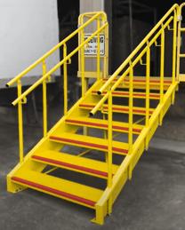dock stair