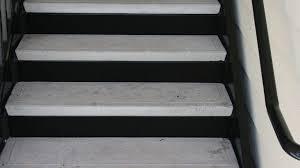concrete stair tread example