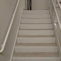 Wall-mounted handrail
