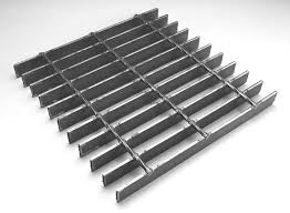 bar grate stair tread example